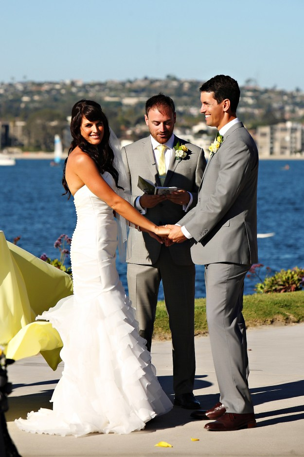 san diego rowing club wedding