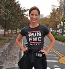 Christy Turlington, EMC's founder
