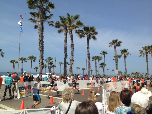 Beautiful Course at Ironman California 70.3