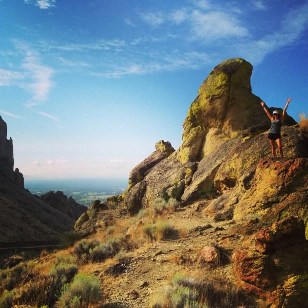 Top of Burma Trail