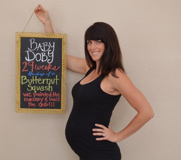 bumpdate pregnancy update week 29 week 30