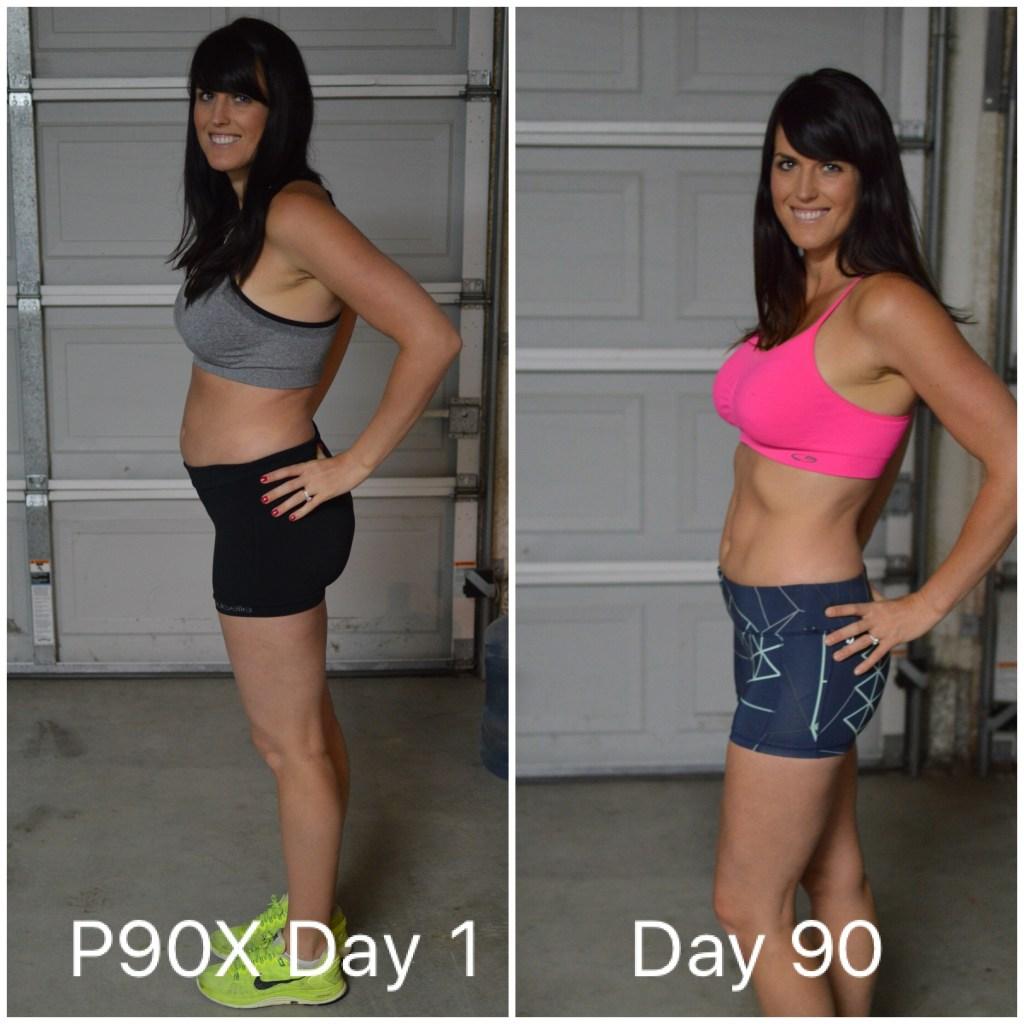 Postpartum P90X – Final Results