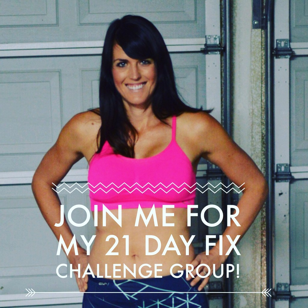 21 day fix challenge group june 2016