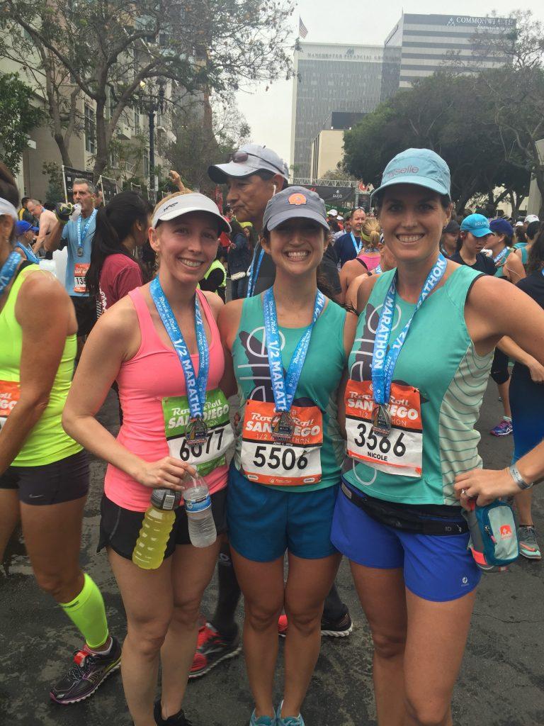 RnR SD Half Marathon Finishers!