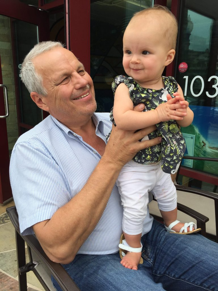Siena and Grandpa