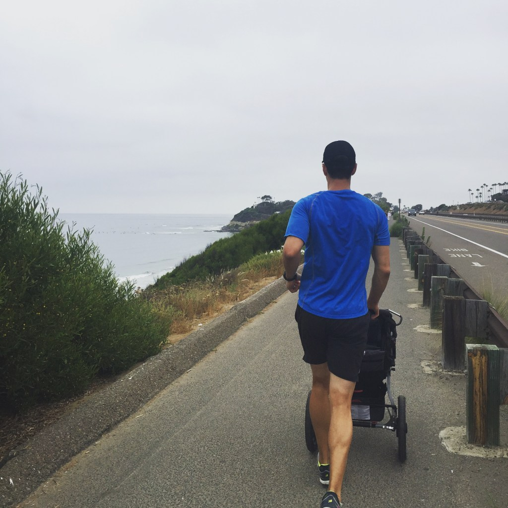 encinitas running with stroller