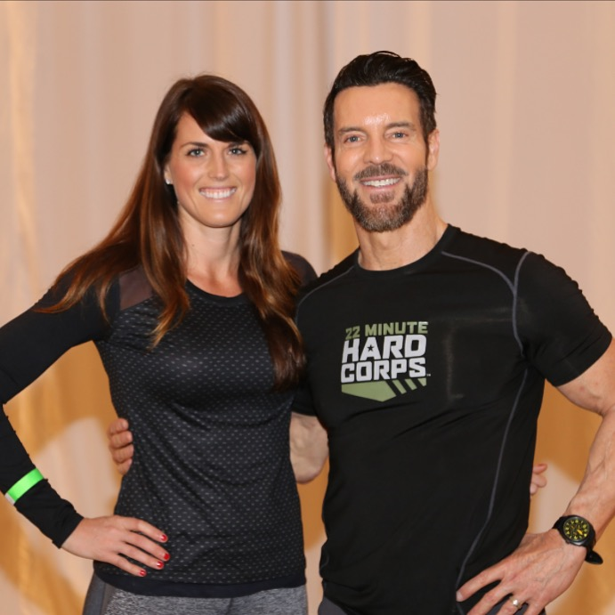 TONY HORTON at super saturday