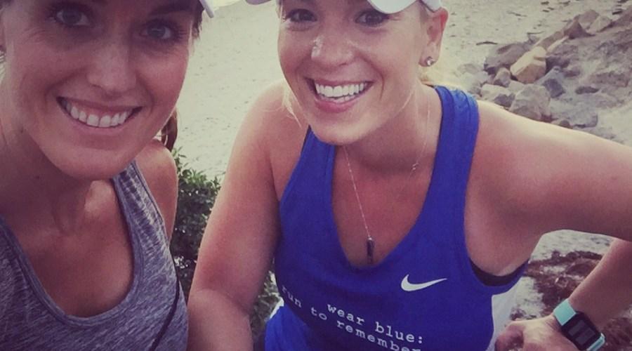 Mountains 2 Beach Marathon Training Recap – Weeks 2 & 3