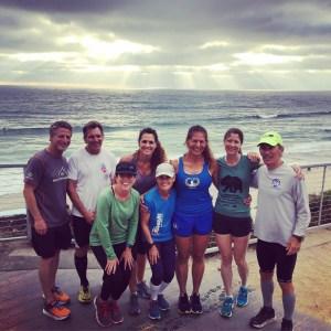 the week of a marathon