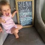 Dear Siena – 20 Months