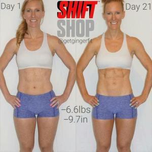 shift shop results