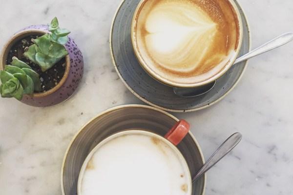 Monday Coffee Date