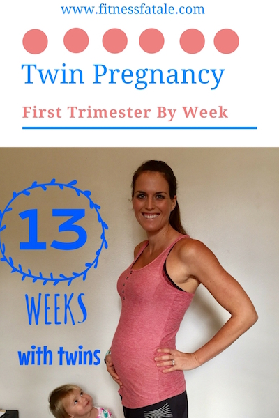 1st Trimester Recap - Pregnant With Twins