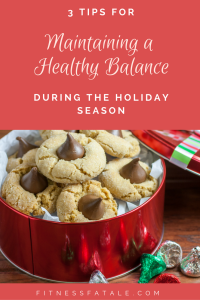how to be healthy during the holidays