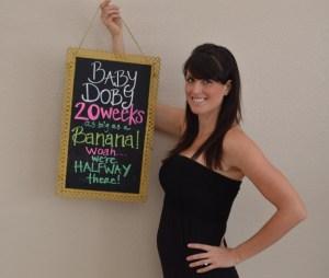 pregnant with twins vs. singleton bump