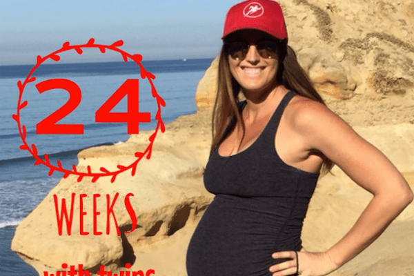 Twin Pregnancy Update – Weeks 23-25