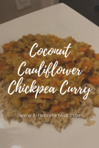 healthy vegan curry recipe