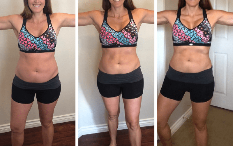 My 7 Week Twin Postpartum Transformation