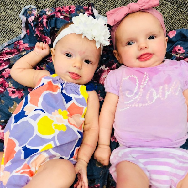 Twin pregnancy blog