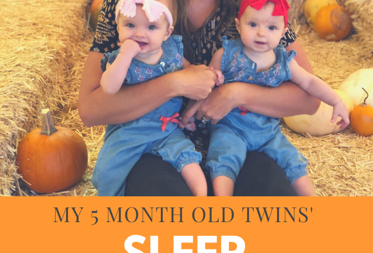 Sleep Training The Twins & Our 5 Month Sleep Schedule