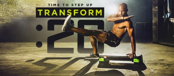 Transform 20 step