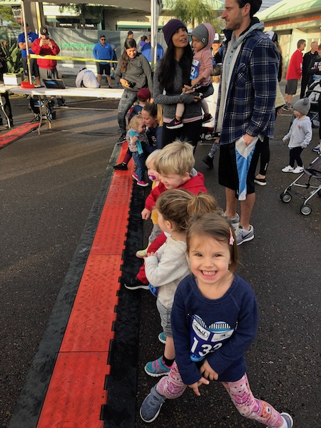 cardiff kook kids race