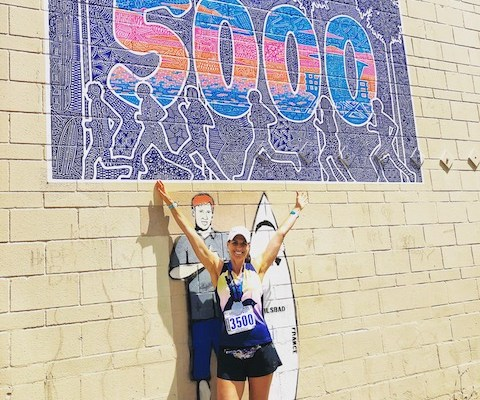 Carlsbad 5000 race report