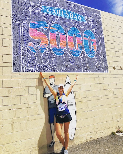 Carlsbad 5000 race report