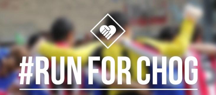 RunForChoG via Go Girl! Run!