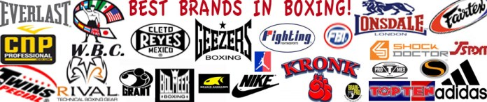 Best boxing brands