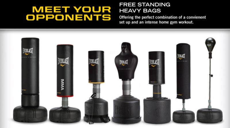 Top 5 Best Free Standing Heavy Bags A Fighters Guide 2017