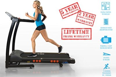 best treadmill for 500