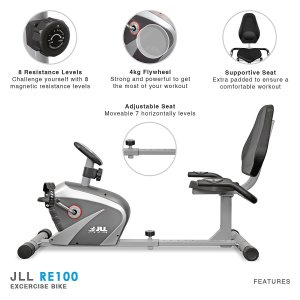 best home recumbent bike