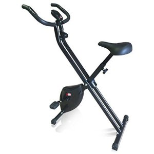 cheap folding exercise bike