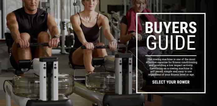 best rowing machines UK