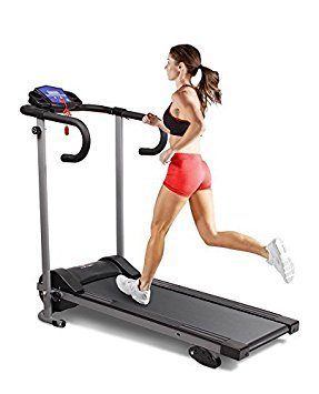 Hi-Performance Motorised Electric Treadmill