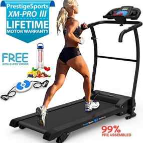 XM-PRO II TREADMILL Motorised Running Machine