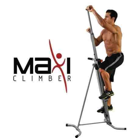 MaxiClimber reviews