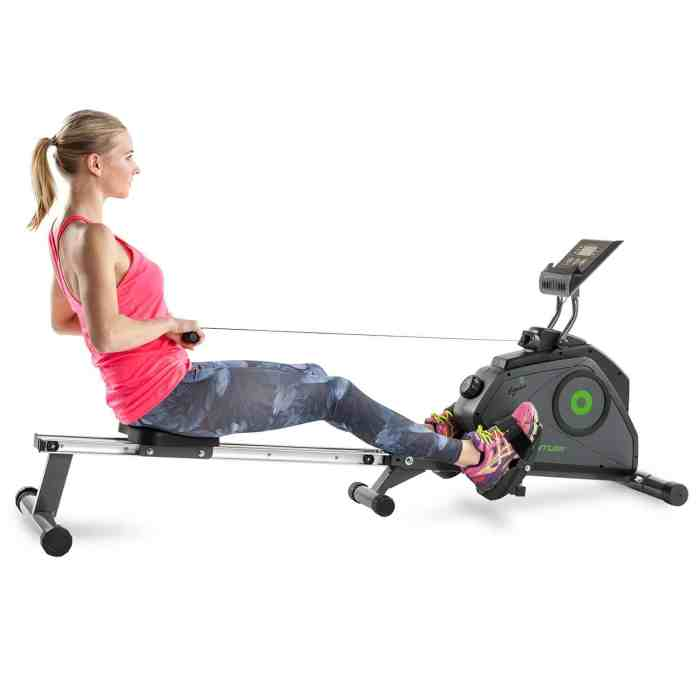 Marcy Regatta Folding Rowing Machine review