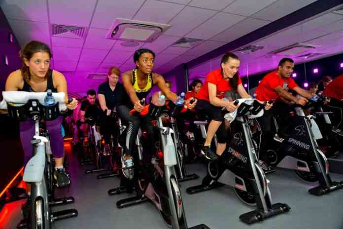 reasons to take a spin class