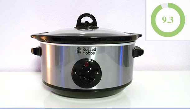 Review Russell Hobbs Slow Cooker