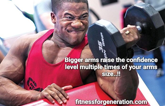 bodyweight arm exercises