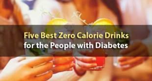 Zero Calorie Drinks