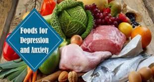 Foods for Depression