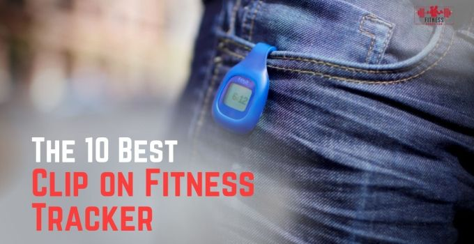 Best Clip on Fitness Tracker