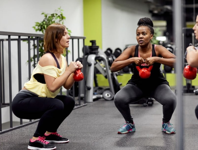 CrossFit Weight Loss