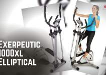 Exerpeutic 1000xl Elliptical Review