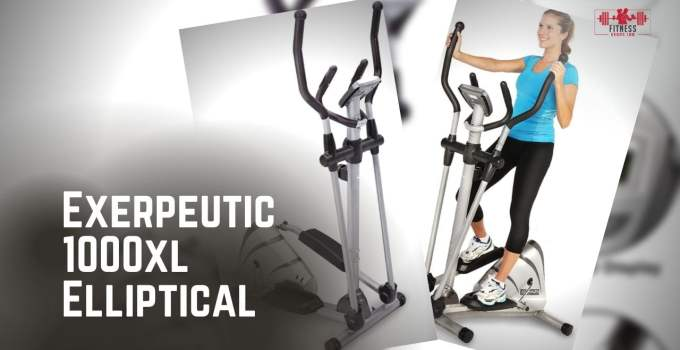 Exerpeutic 1000xl Elliptical Review