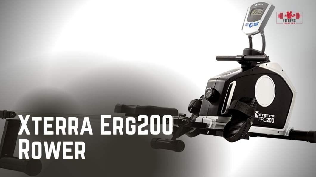 Xterra Erg200 Rower Review