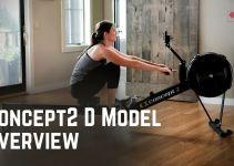 Concept2 D Model Overview